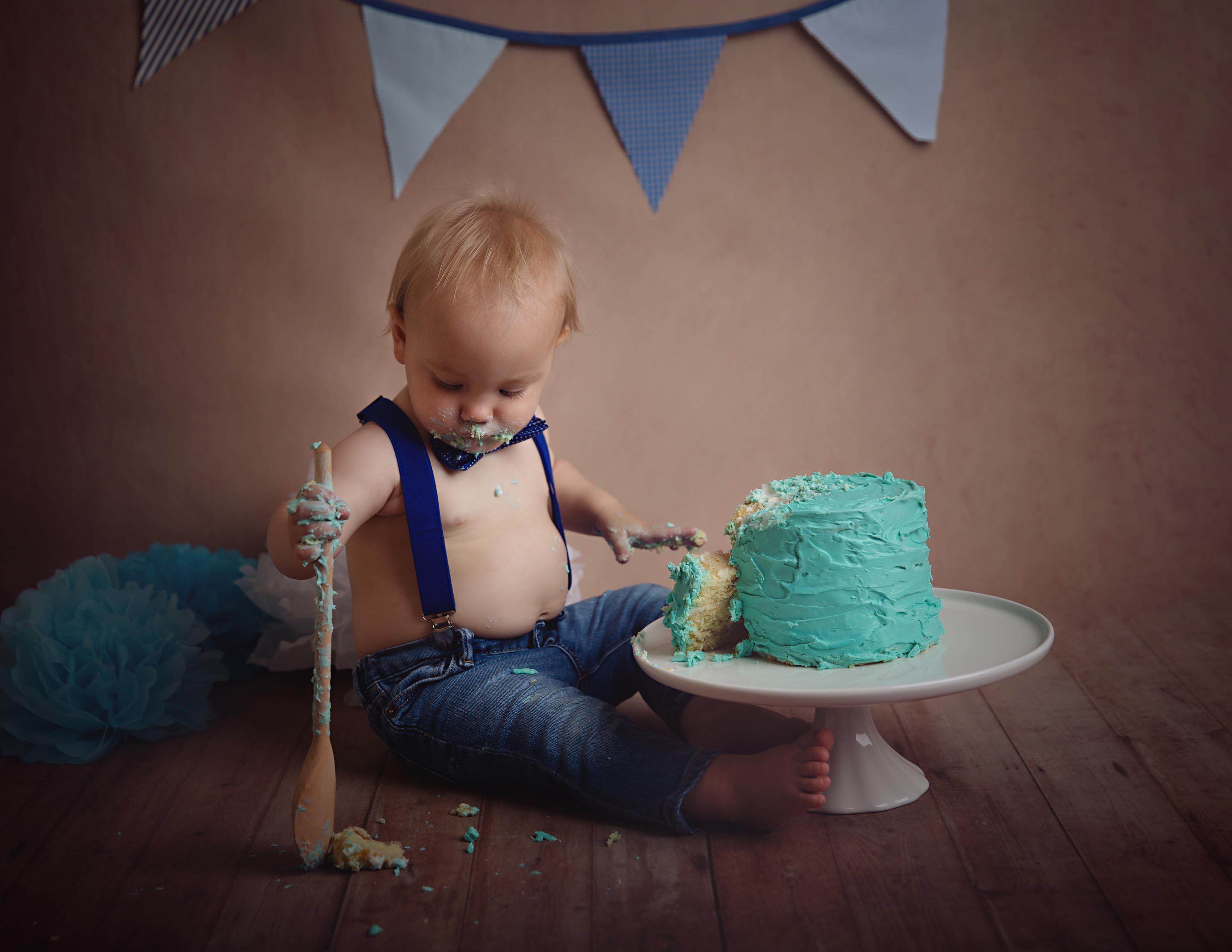 cake smash weybridge